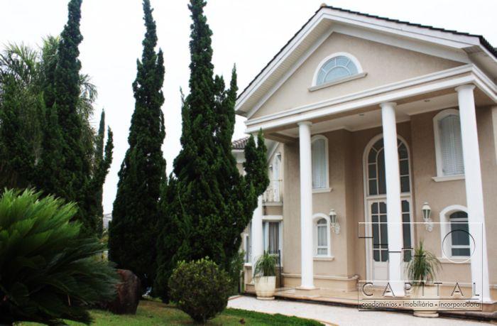 Casa 4 Dorm, Alphaville Residencial Dois, Barueri (1004)
