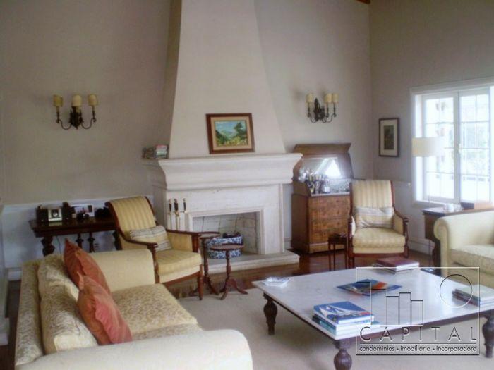 Casa 4 Dorm, Alphaville Residencial Um, Barueri (1160)