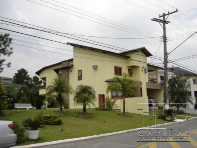 Casa 4 Dorm, Alphaville, Santana de Parnaiba (1243) - Foto 3