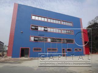 Capital Assessoria Imobiliaria - Galpão, Cotia