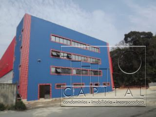 Capital Assessoria Imobiliaria - Galpão, Cotia - Foto 2