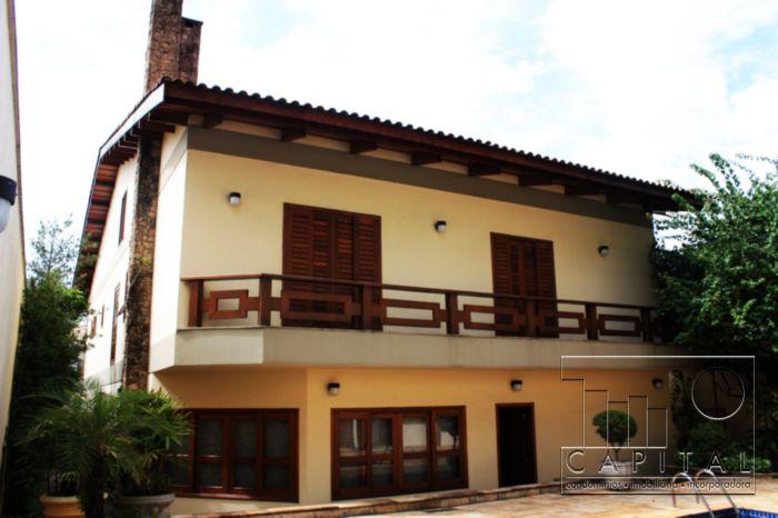 Casa 5 Dorm, Alphaville Residencial Um, Barueri (2232)