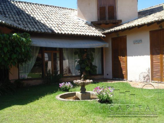 Casa 4 Dorm, Alphaville, Santana de Parnaiba (2248)