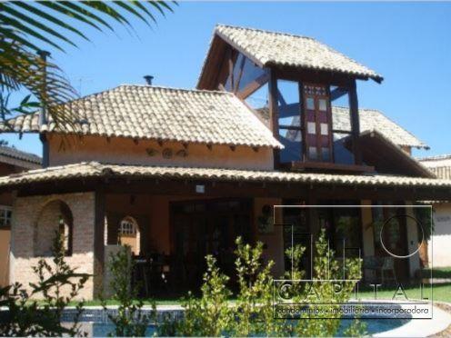Casa 4 Dorm, Alphaville, Santana de Parnaiba (2248) - Foto 4