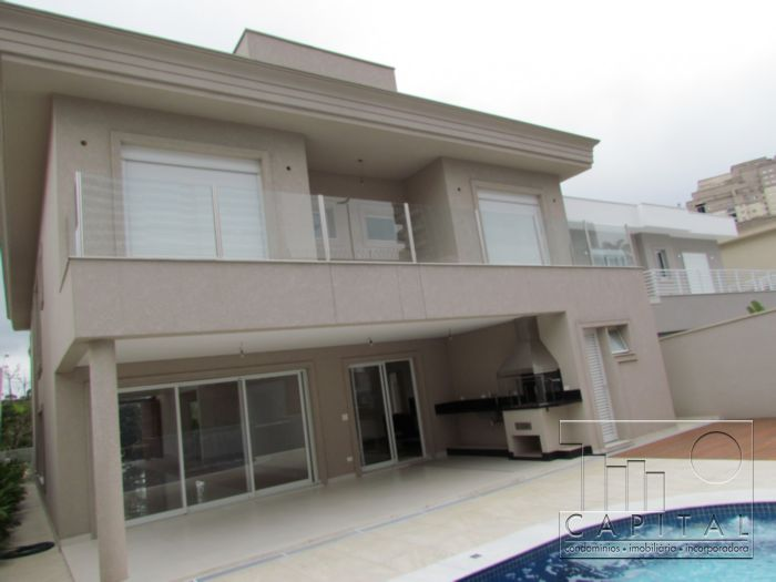 Casa 4 Dorm, Alphaville Conde Ii, Barueri (2491)