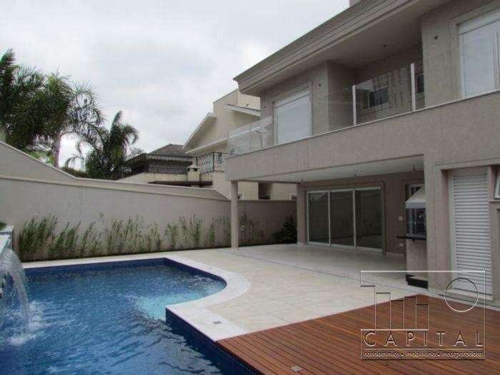 Casa 4 Dorm, Alphaville Conde Ii, Barueri (2491) - Foto 14