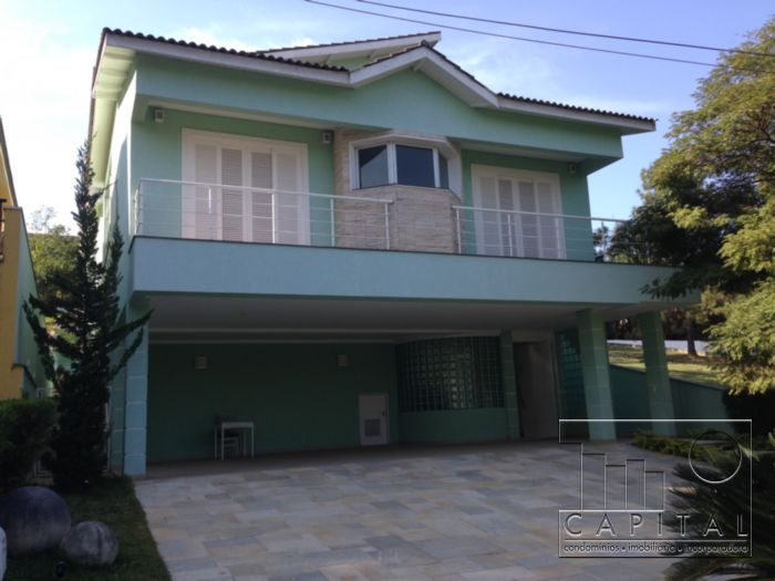 Capital Assessoria Imobiliaria - Casa 7 Dorm