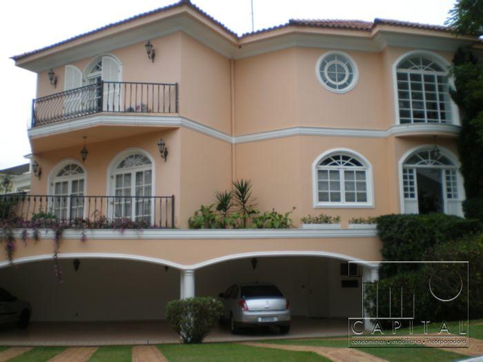 Casa 4 Dorm, Alphaville, Santana de Parnaiba (2762)