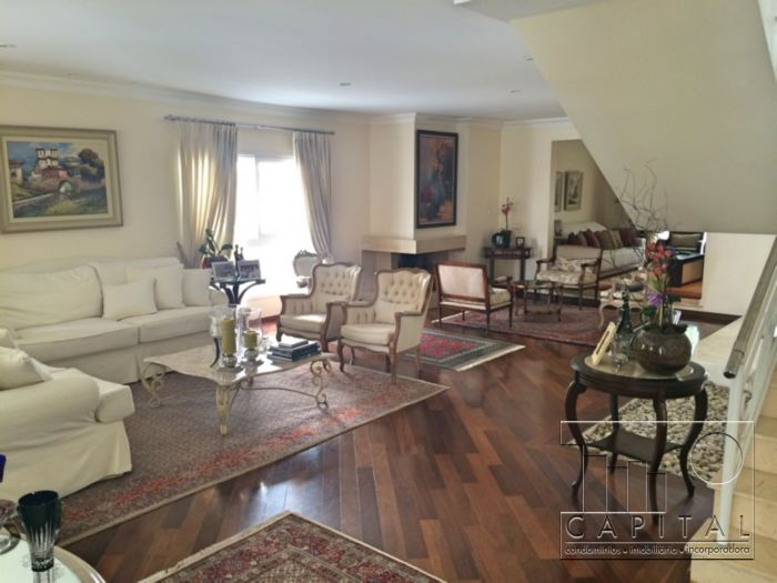 Casa 4 Dorm, Alphaville Residencial Zero, Barueri (2815) - Foto 2