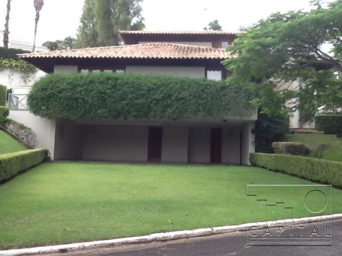 Casa 4 Dorm, Tamboré, Santana de Parnaiba (3448)
