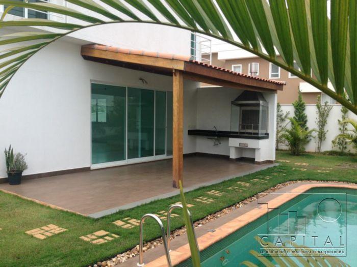 Casa 4 Dorm, Alphaville, Santana de Parnaiba (3502)