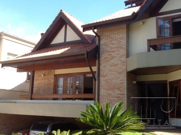 Casa 4 Dorm, Tamboré, Santana de Parnaiba (3639) - Foto 2