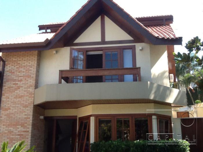 Casa 4 Dorm, Tamboré, Santana de Parnaiba (3639) - Foto 3
