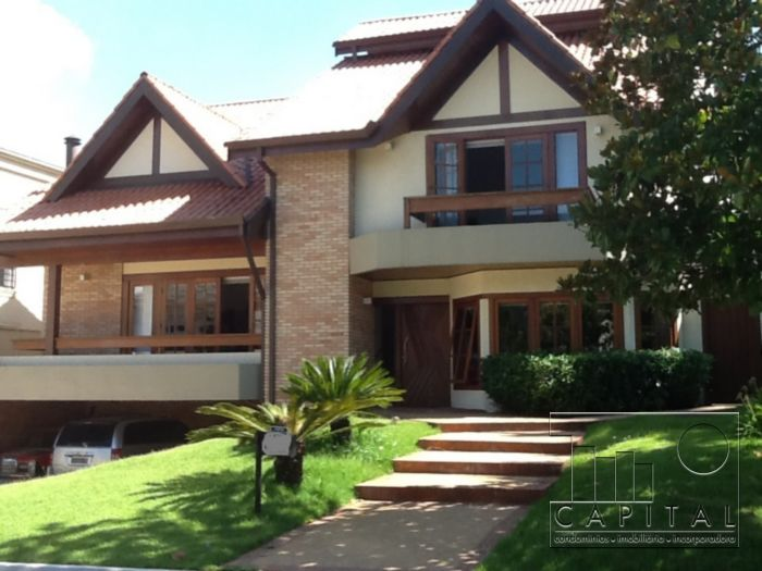 Casa 4 Dorm, Tamboré, Santana de Parnaiba (3639)