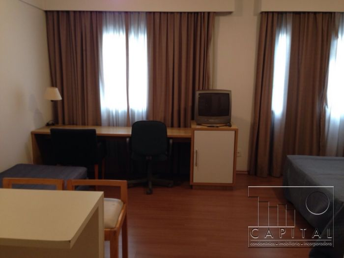 Flat 1 Dorm, Alphaville Industrial, Barueri (3779)