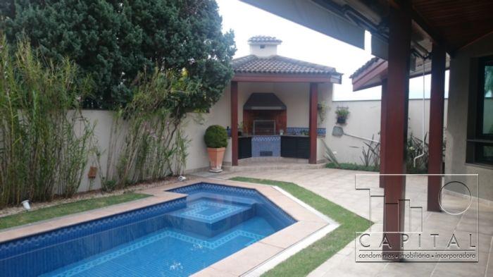 Casa 4 Dorm, Alphaville, Santana de Parnaiba (4064)