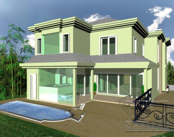 Casa 4 Dorm, Tamboré, Santana de Parnaiba (4181) - Foto 2
