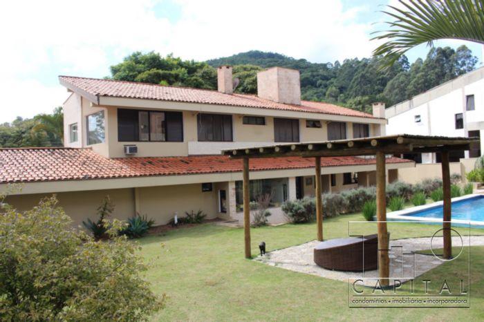 Casa 4 Dorm, Alphaville, Santana de Parnaiba (4190)