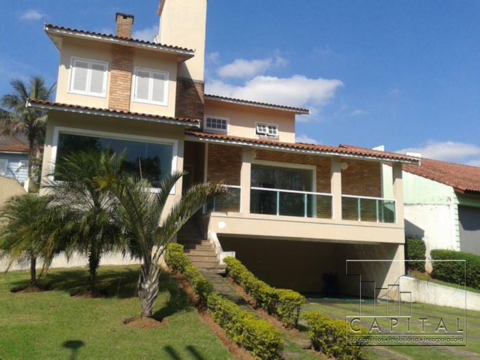 Casa 4 Dorm, Alphaville, Santana de Parnaiba (4240)
