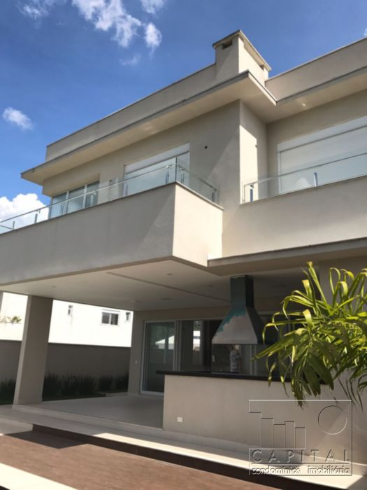 Capital Assessoria Imobiliaria - Casa 4 Dorm