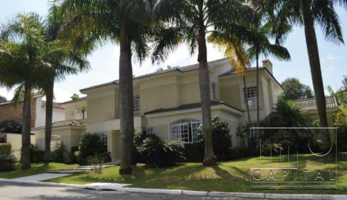 Casa 4 Dorm, Alphaville Residencial Dois, Barueri (4269) - Foto 8