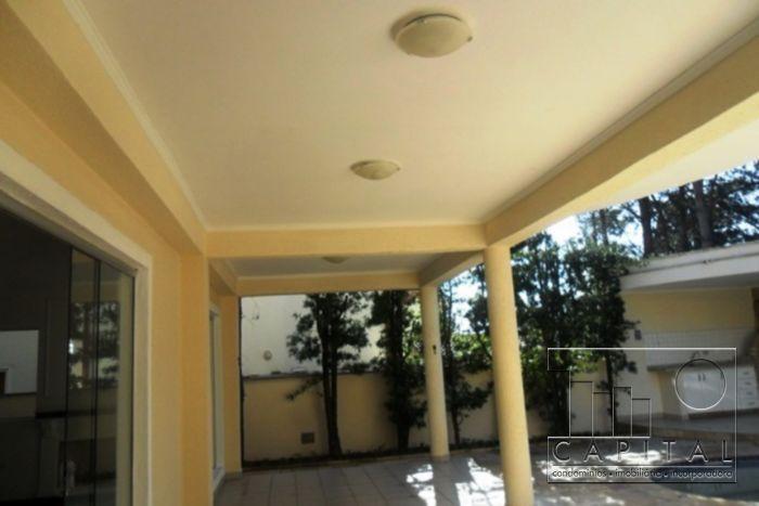 Casa 4 Dorm, Alphaville, Santana de Parnaiba (4446)