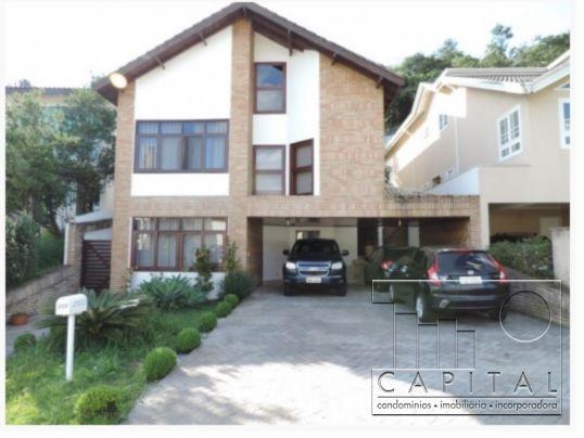 Casa 4 Dorm, Alphaville, Santana de Parnaiba (4705)