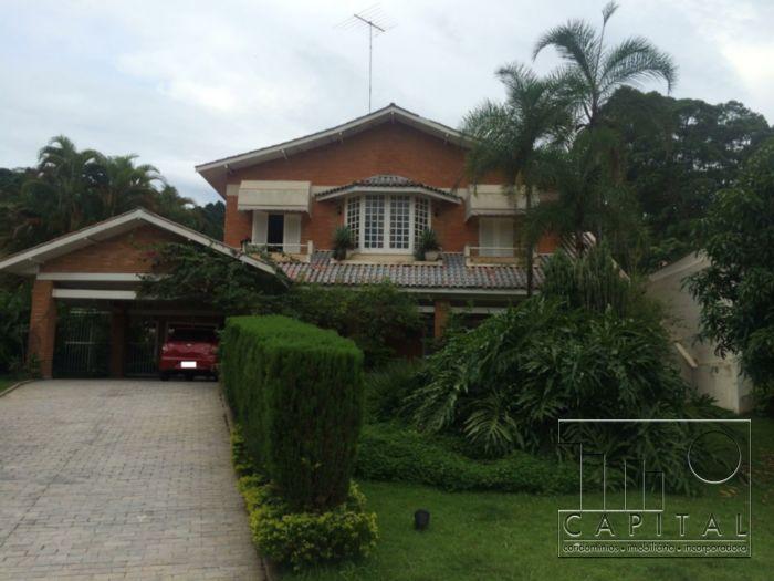 Casa 4 Dorm, Alphaville, Santana de Parnaiba (4791)