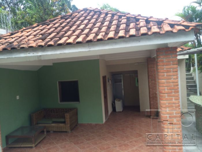 Casa 4 Dorm, Alphaville, Santana de Parnaiba (4791) - Foto 9