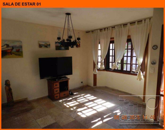 Casa 4 Dorm, Jardim Santo Amaro, São Paulo (4982) - Foto 5