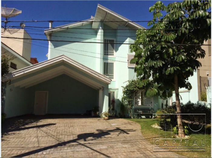 Casa 4 Dorm, Alphaville, Santana de Parnaiba (5133)