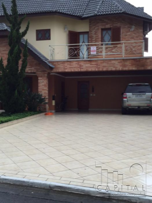 Casa 4 Dorm, Alphaville Residencial Zero, Barueri (5304)