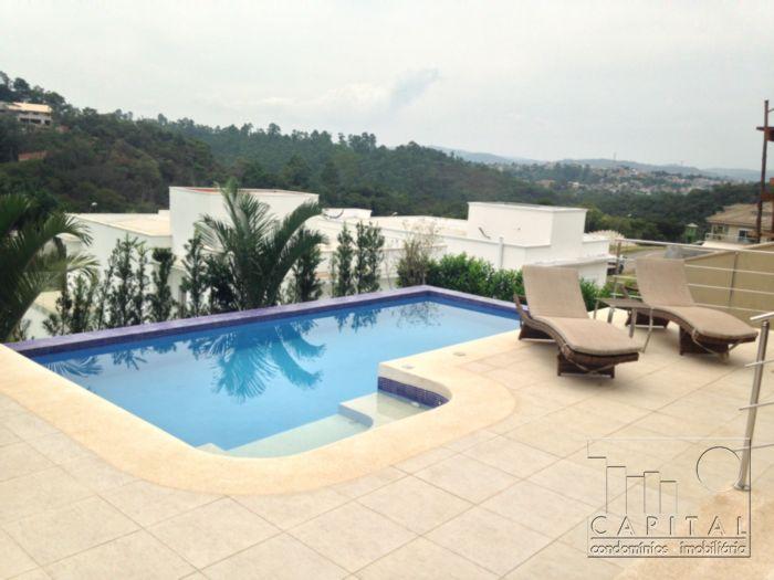Casa 4 Dorm, Alphaville, Santana de Parnaiba (5326)