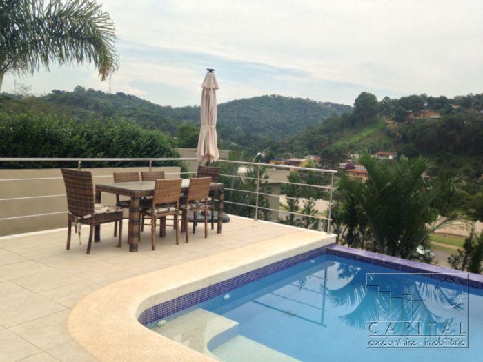 Casa 4 Dorm, Alphaville, Santana de Parnaiba (5326) - Foto 4