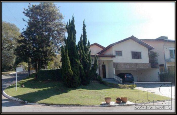 Casa 4 Dorm, Alphaville, Santana de Parnaiba (5378)