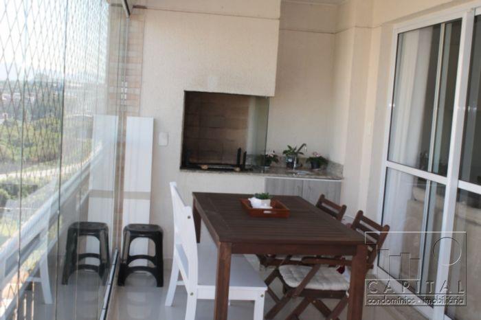 Apto 3 Dorm, Alphaville, Santana de Parnaiba (5444) - Foto 2
