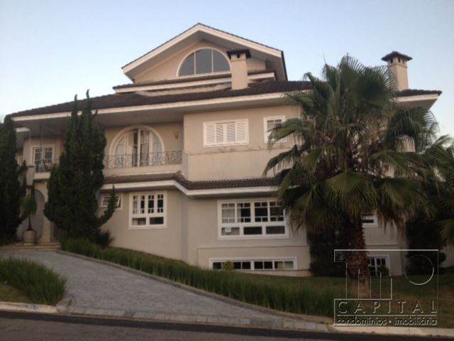 Casa 5 Dorm, Tamboré, Santana de Parnaiba (5474)
