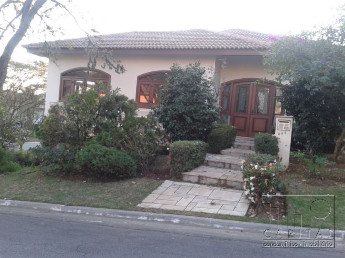 Casa 3 Dorm, Alphaville, Santana de Parnaiba (5488)