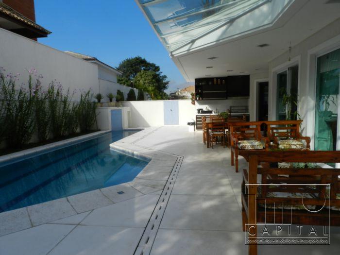 Casa 4 Dorm, Alphaville, Santana de Parnaiba (552) - Foto 4
