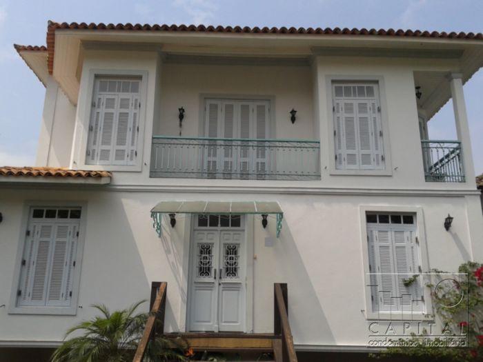 Casa 4 Dorm, Alphaville, Santana de Parnaiba (5687)