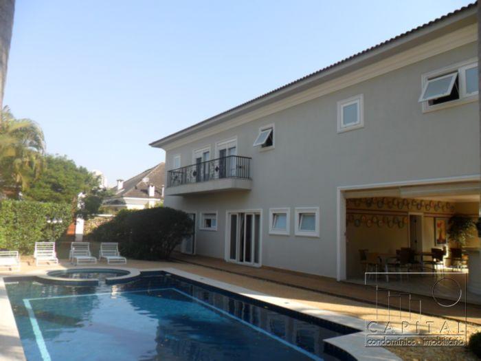 Casa 4 Dorm, Tamboré, Santana de Parnaiba (5694)