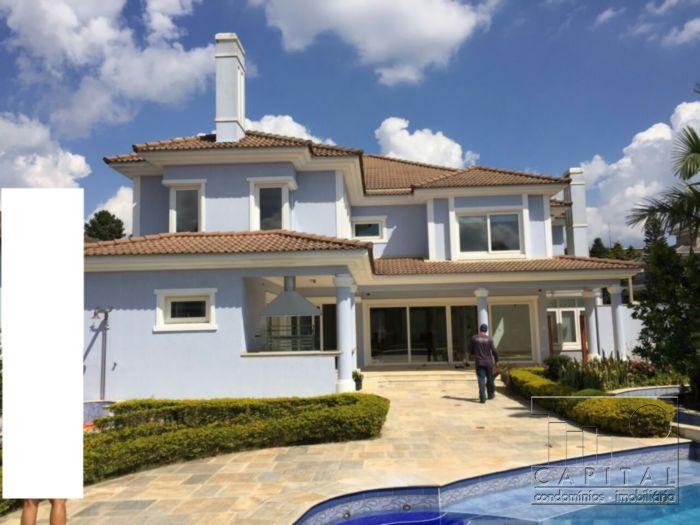 Casa Em Condominio de 4 dormitórios à venda em Morada Dos Pinheiros (Aldeia Da Serra), Santana De Parnaíba - SP